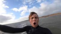 Nefes kesen 200 metrelik atlayış