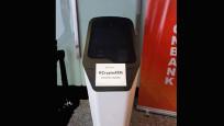 İşte dünyanın ilk bitcoin ATM'si