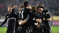 Beşiktaş, Malatya deplasmanından 3 puanla döndü
