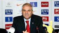 Yeni MHK Başkanı Sabri Çelik
