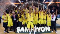 Pota'da kupa Fenerbahçe Beko'nun