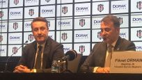 Beşiktaş, Dorak Tour ile işbirliği anlaşması imzaladı