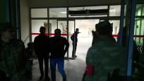Ankara'da kışlada mühimmat patladı