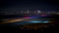 İstanbul'da muhteşem görsel şölen
