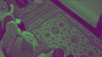 Çanakkale Ayvacık'taki deprem anı güvenlik kamerasında