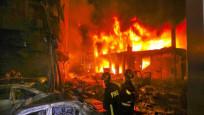 Bangladeş'te yangın: 70 ölü, sayı artabilir