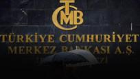 TCMB net uluslararası rezervleri yükseldi