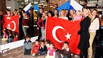 Rusya'dan yurtdışına seyahatte Türkiye ilk sırada