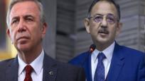 Ankara'da rekabet kızıştı: Yavaş'tan Özhaseki'ye suç duyurusu