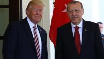 Cumhurbaşkanı Erdoğan, Trump'la görüştü
