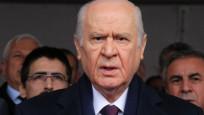 Bahçeli: Tam kadroyla Mustafa Şentop'a destek vereceğiz