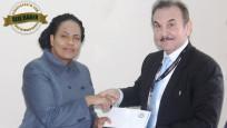MNG'nin patronu Afrika'da yatırım için görüşmelere başladı