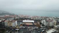 Yeni AKM projesi havadan görüntülendi