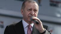 Erdoğan: Ayak bastığınız yere gömeriz