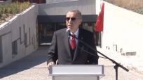 Başkan Erdoğan Çanakkale'de Troya Müzesi'ni açtı