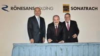 Rönesans ve Sonatrach'tan ortak girişim başvurusu