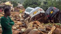 Afrika'nın güneydoğusunu tropikal kasırga