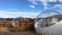 Dünyanın en sıradışı otelleri 'balon oteller'