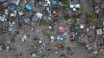Tropik fırtına Mozambik'i vurdu: Yüzlerce ölü
