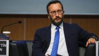 Fahrettin Altun'dan Yeni Zelanda açıklaması