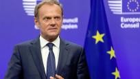 Tusk: Brexit'in kısa bir süre uzatılması mümkün