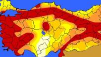 Türkiye'nin deprem haritası değişti