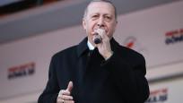 Erdoğan: Golan Tepeleri'nin işgalinin meşrulaştırılmasına izin verilemez