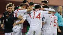 A Milliler Euro 2020 elemelerine galibiyetle başladı