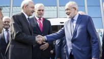 Kılıçdaroğlu ve Karamollaoğlu o toplantıya birlikte katıldı