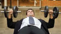 Rusya'da yeni trend Fitness ofis