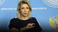 Zaharova: Rus askerleri anlaşma gereği Venezuela'da