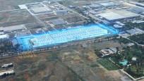 Uçak ve helikopter üretimi için dev tesis
