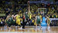 Fenerbahçe Beko play-off'a hızlı başladı: 33 sayı fark
