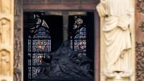 Notre Dame yangınından kurtarılan tarihi eserler