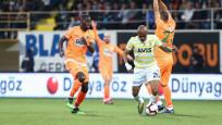 Fenerbahçe Alanya'da kaybetti