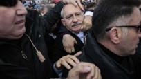 Kılıçdaroğlu'na yönelik saldırıya ait yeni görüntüler ortaya çıktı