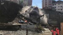 İstanbul Valiliği: 10 binanın sakinleri tahliye edildi