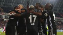 Beşiktaş, Sivasspor'u 2-1 mağlup etti