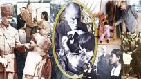 Mustafa Kemal Atatürk'ün çocuk sevgisi