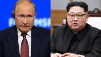 Putin ile Kim Jong-un bir araya gelecek