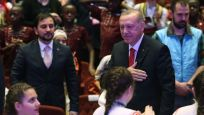 Erdoğan 23 Nisan galasında konuştu