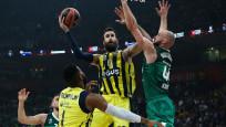Fenerbahçe Beko Zalgiris'i deplasmanda yendi, seride öne geçti