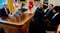 Trump şikâyet ettiği Twitter CEO'su ile Beyaz Saray'da görüştü