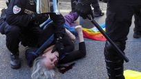 Fransız Bakan'dan Sarı Yelekliler'e polis şiddeti yok iddiası