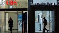 UBS ve Deutsche Bank'ta birleşme görüşmeleri
