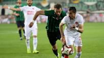 Türkiye Kupası'nda ilk finalist Akhisarspor oldu