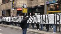 Lazio ve Inter taraftarlarına Mussolini soruşturması