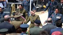 Yeni Zelanda askerleri Çanakkale'de haka dansı yaptı