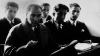 İşte Genelkurmay arşivinden o özel Atatürk fotoğrafları