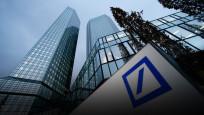 Deutsche Bank'ın hisselerinde tarihi düşüş